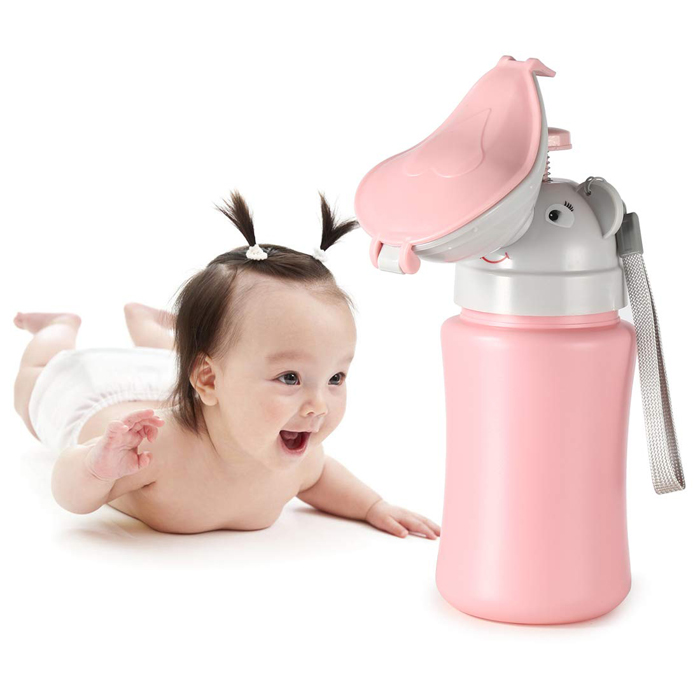 onedone portable kids potty girl version pink