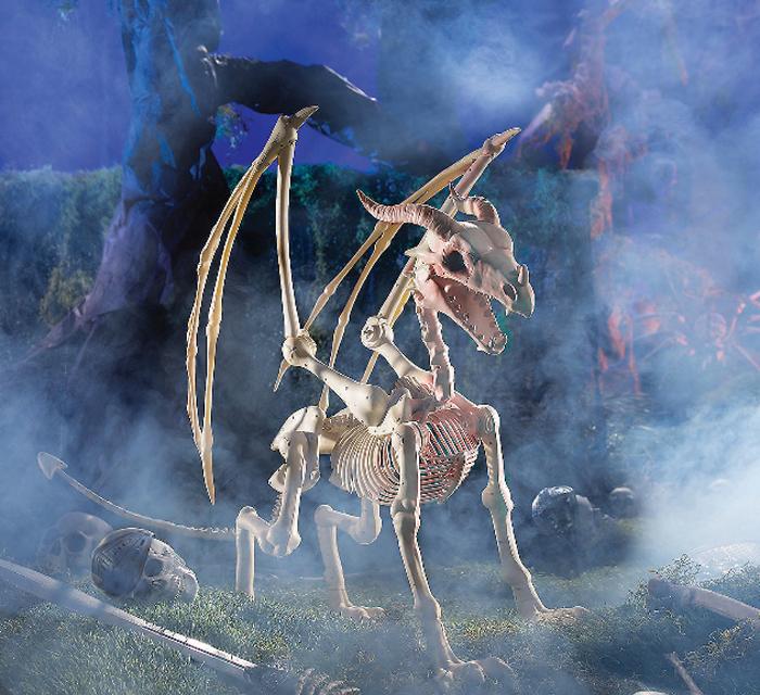 oriental trading halloween dragon skeleton