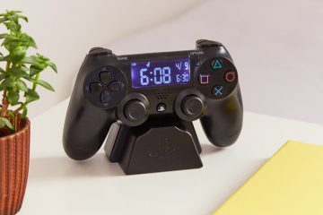 playstation alarm clock firebox