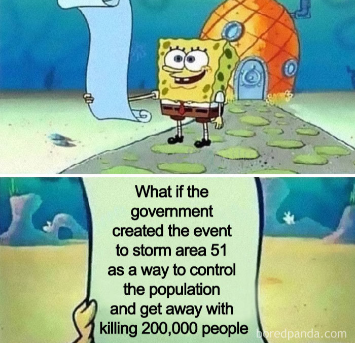 population control area 51 memes