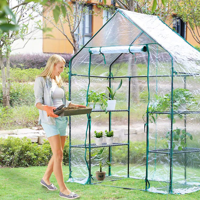 portable greenhouse diy