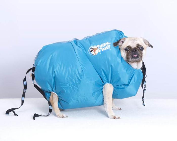puff-n-fluff dog dryer jacket amazon