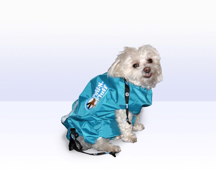 puff-n-fluff dog dryer jacket quick dry
