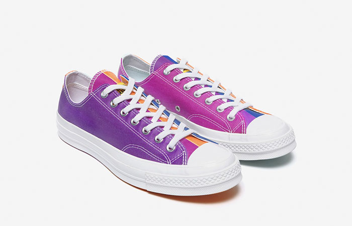 purple fuschia color changing converse shoes uv activated chinatown market