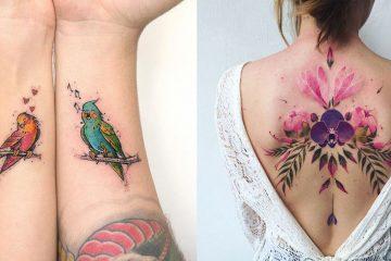 spring tattoos