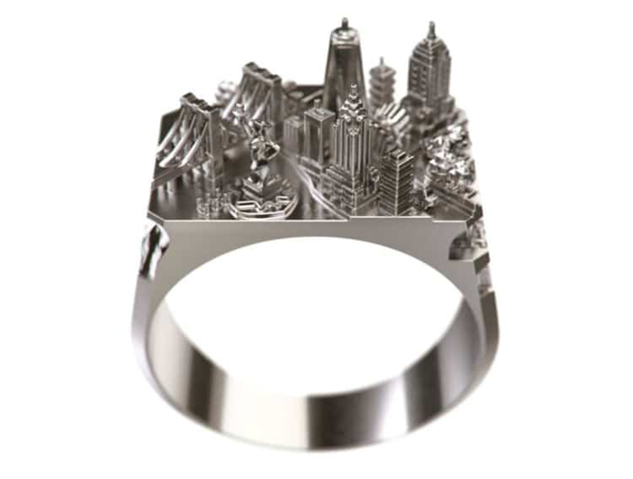 teti architecture rings