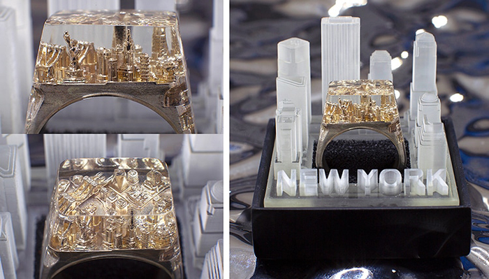 teti new york architecture rings