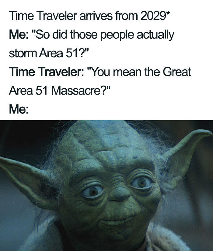 the great massacre area 51 memes
