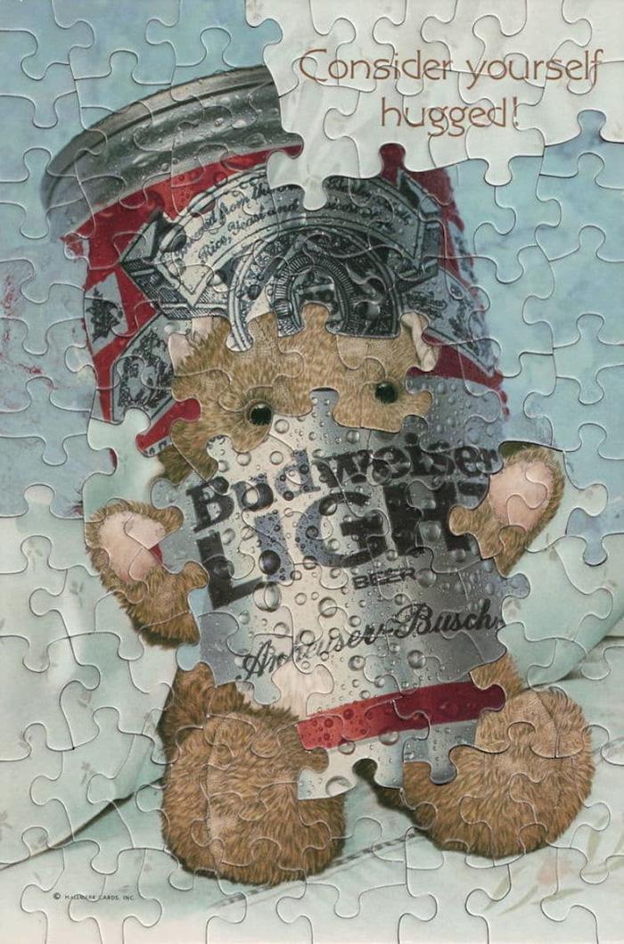 tim klein montage puzzle art surrogate