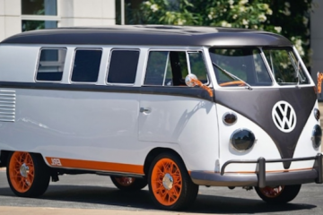 volkswagen type 20 electric vehicle