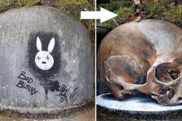 3d street artist