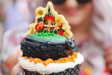 Hocus Pocus Cupcake
