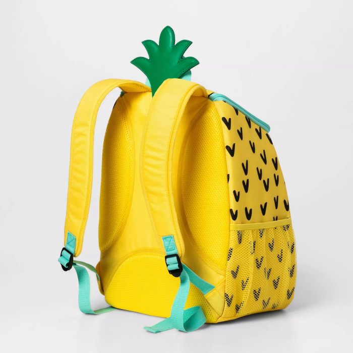 adjustable straps target sun squad pineapple backpack cooler