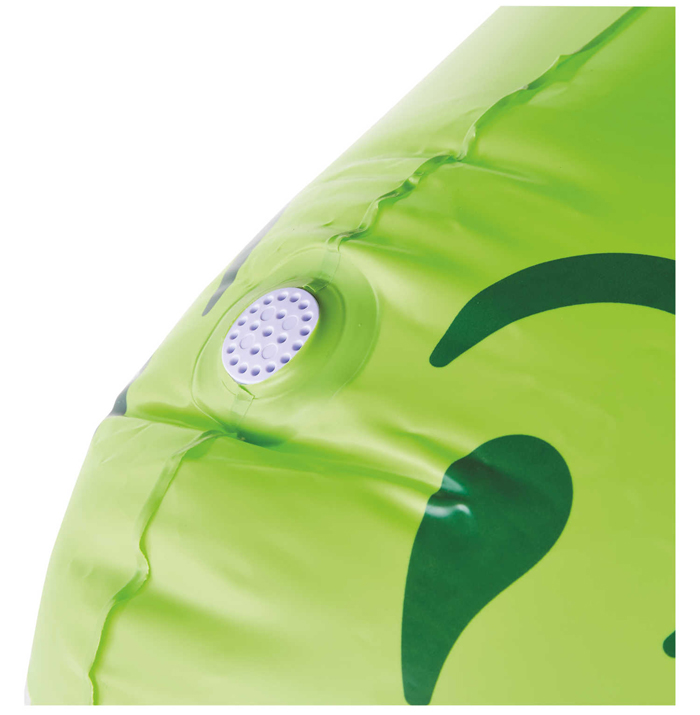 aldi giant inflatable dinosaur sprinkler snout