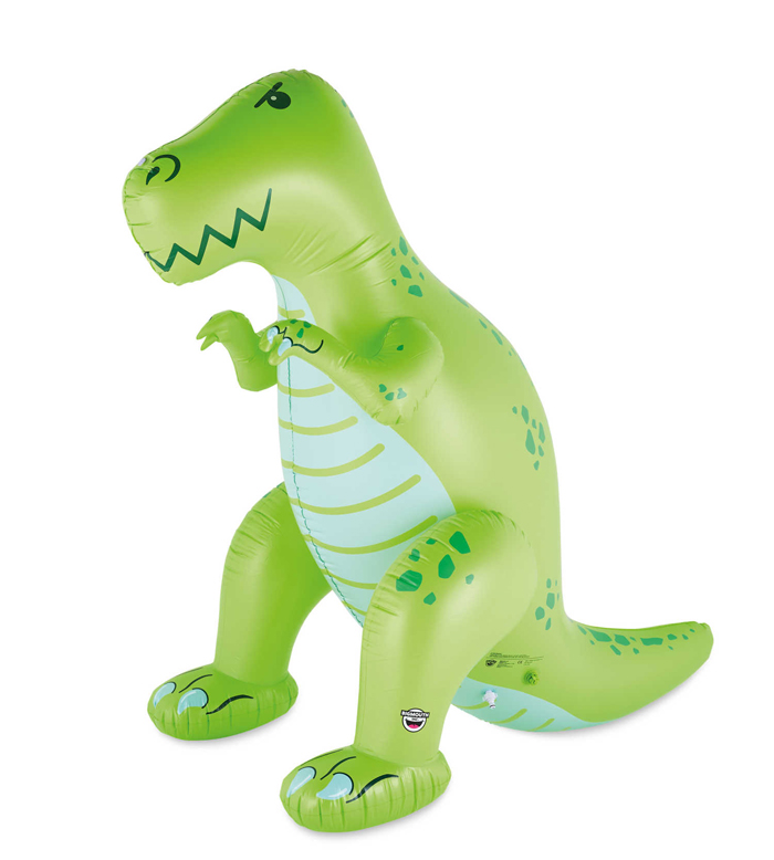 aldi giant inflatable dinosaur sprinkler