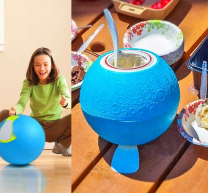 amazing ice cream maker ball