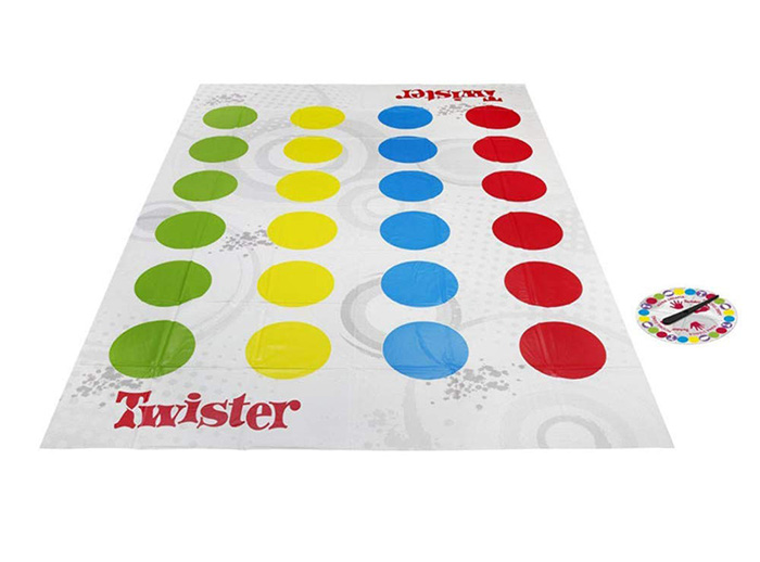 amazon hasbro classic twister mat