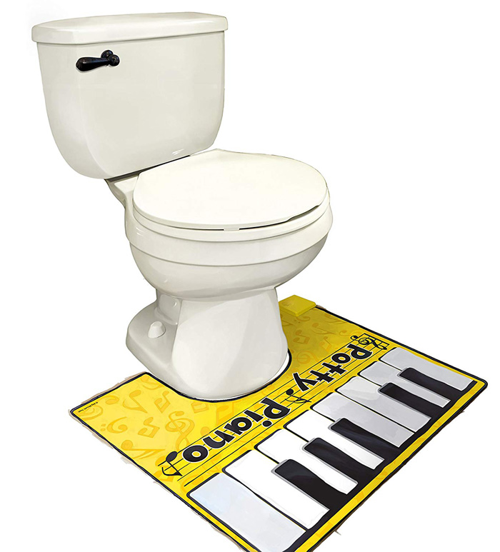 amazon potty piano toilet piano