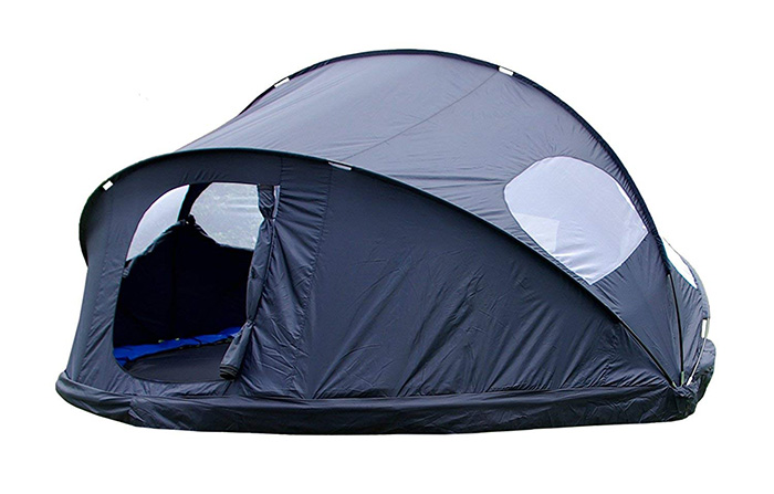 amazon trampoline tent cover