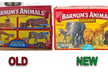 animal crackers box