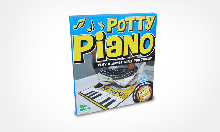 bigmouth inc potty piano