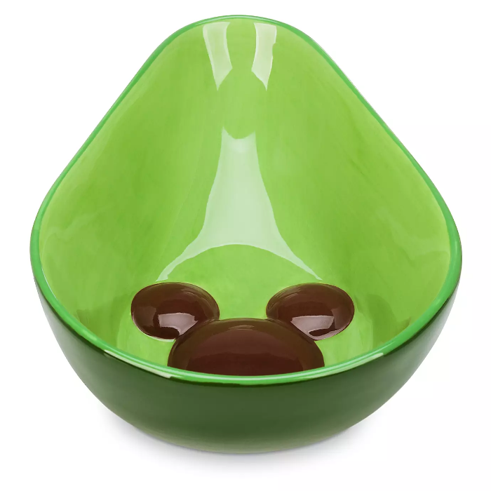 bowl disney avocado merchandise collection
