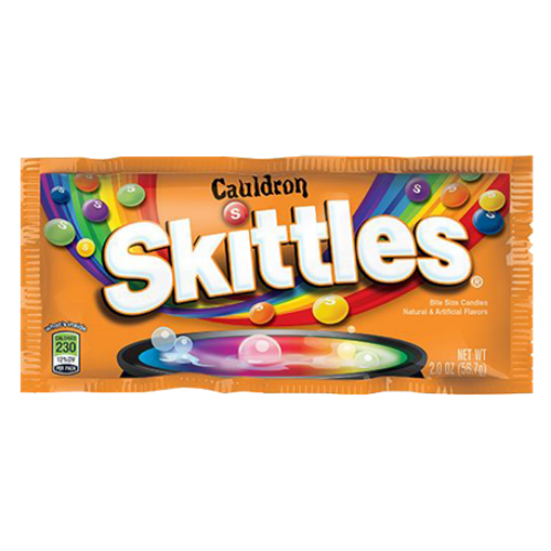 cauldron skittles best new halloween candy