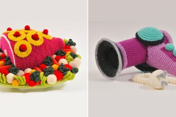 crocheting meals