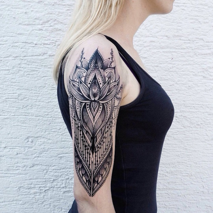 13 Tattoo Artists Share Some Of The Beautiful Flower