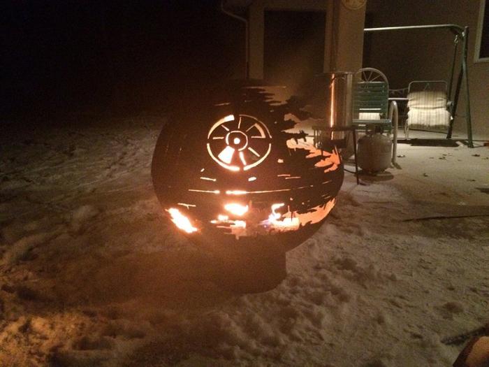 death star fire pits reddit
