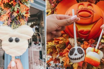 disney halloween food