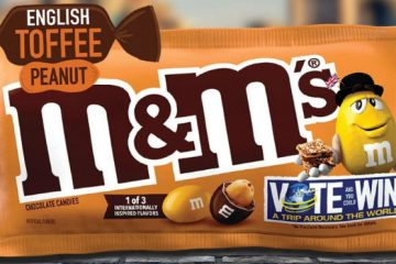 english toffee peanut m and ms