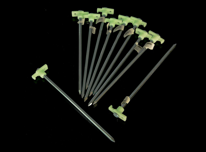 glow in the dark tent pegs amazon