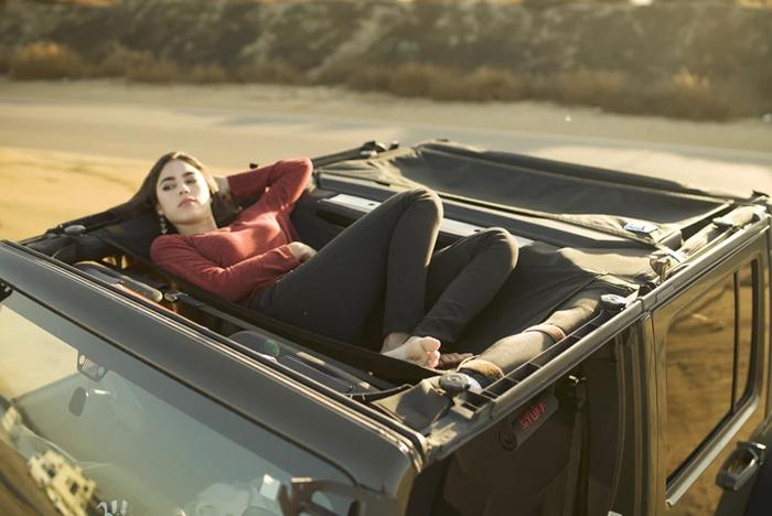 jammock jeep hammock bed