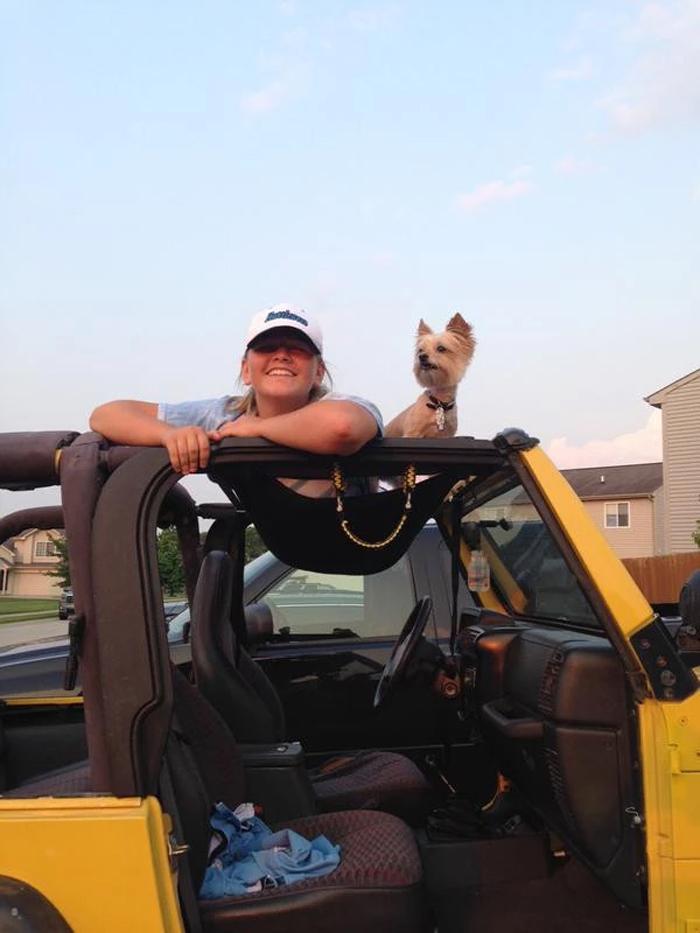 jammock jeep hammock kids pets