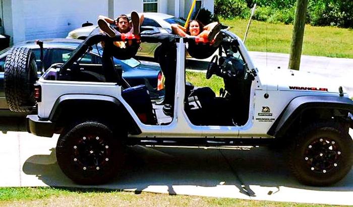 jammock jeep hammock top open