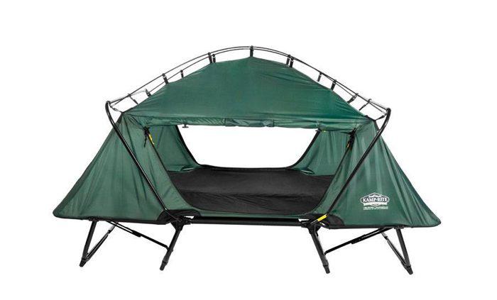 kamp-rite double tent cot doors