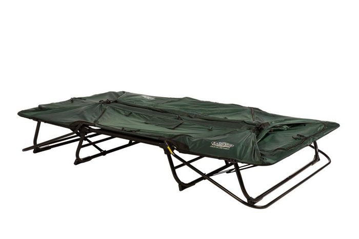 kamp-rite double tent cot elevated bed