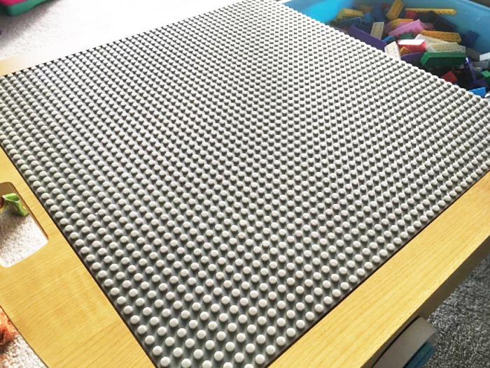 kidkraft lego compatible table tabletop