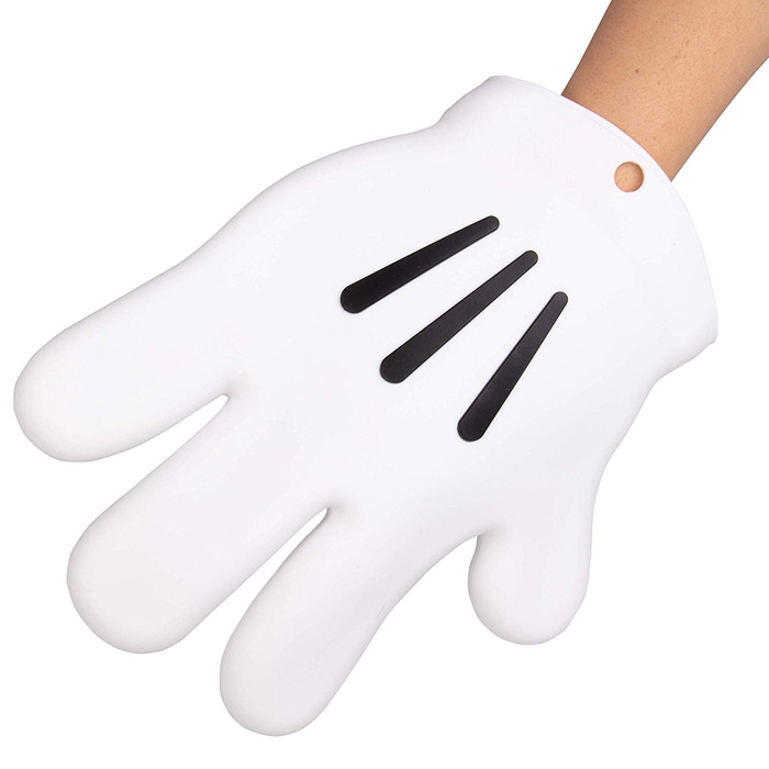 mickey mouse oven gloves mitts