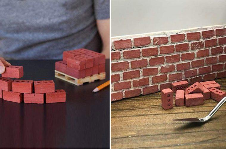 mini bricks