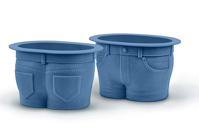 muffin top jeans baking cups