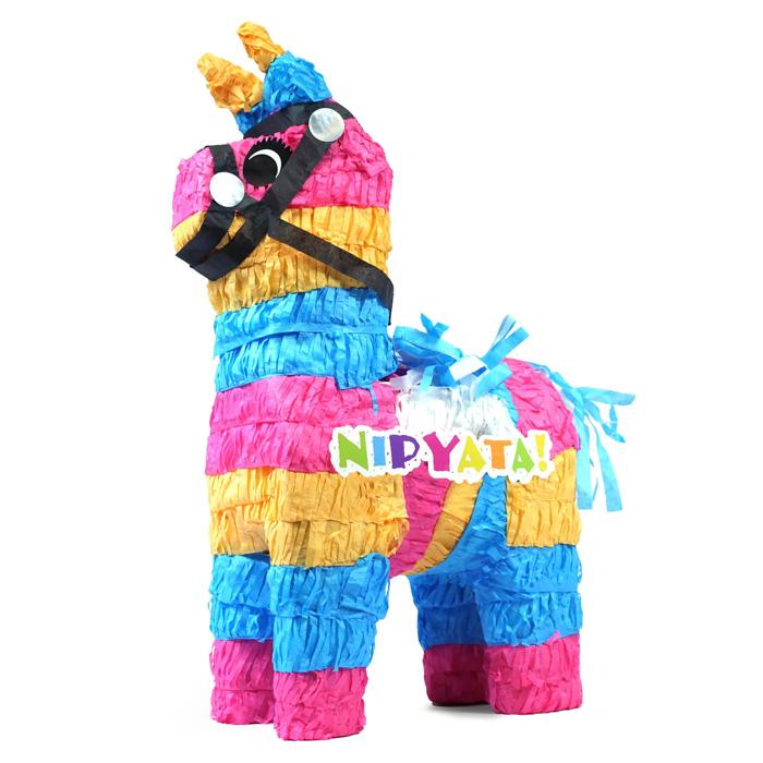 nipyata booze pinata donkey