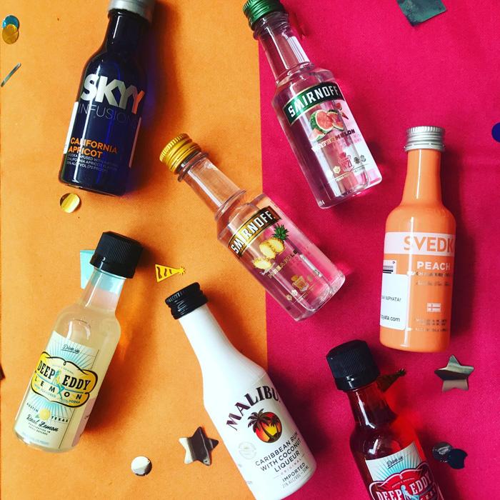 nipyata booze pinata liquor nips
