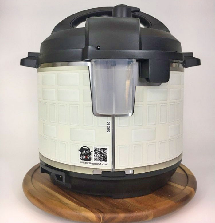 other side view r2 d2 instant pot