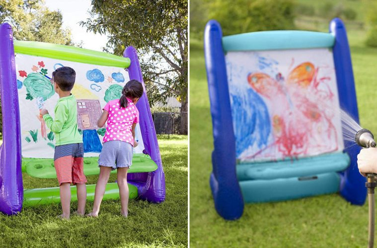 outdoor Inflatable Easel