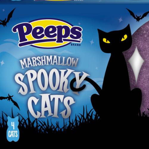 peeps marshmallow spooky cats best new halloween candy