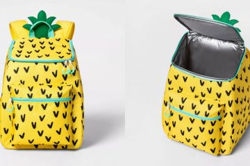 pineapple cooler backpacks