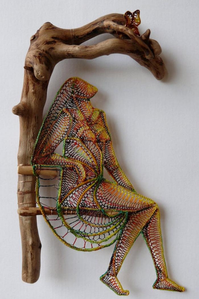 relaxing lace art agnes herczeg