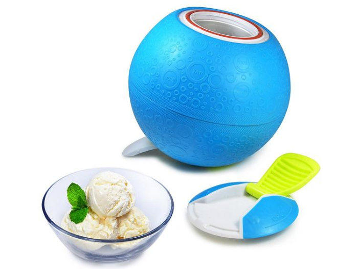 sample ice cream maker ball
